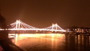 London_Themse_Albert Bridge_Battersea